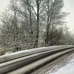 Winter travel — Stock Photo