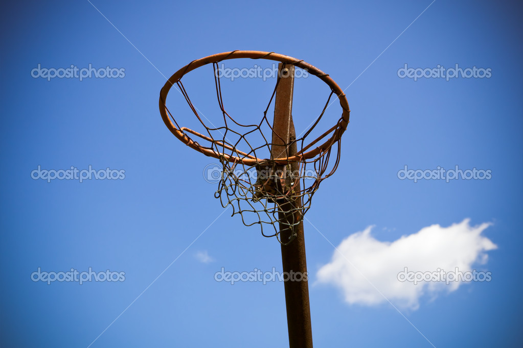Basketball — Stock Photo #8829099