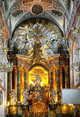 Basilica of Jasna Gora in Czestochowa Poland — Stock Photo