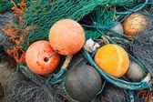Fishing boat equipment detail — Stock Photo