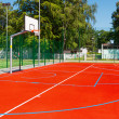 Basketball court — Stock Photo #8985117