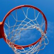 Basketball hoop — Stock Photo #9007901