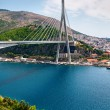 Dubrovnik bridge — Stock Photo