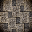 Stone mosaic - Stock Photo