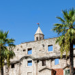Stock Photo: Diocletipalace ruins in Split