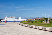 Zadar in Croatia — Stock Photo