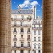 Architecture in Paris — Stock Photo