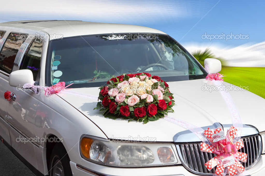Wedding decoration — Stock Photo #9181040