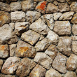Background of stone wall - Lizenzfreies Foto