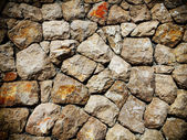 Background of stone wall — Stockfoto
