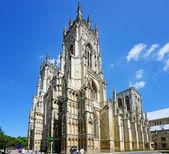 Cathedral in York — Stock Photo