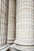 Classic columns — Stock Photo