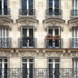 Stock Photo: Architecture in Paris