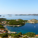Mediterranean coast — Stock Photo