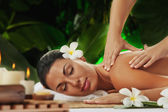 Massagemassage — Stock Photo