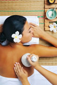 Woman spa — Stock Photo