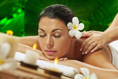 Spa themespa themespa theme — Stock Photo