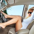 In carin carin car — Stock Photo