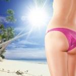 In bikiniin bikiniin bikini — Stock Photo #8844103