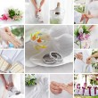 Stock Photo: Wedding mix