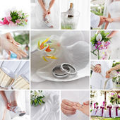 Wedding mix — Foto Stock