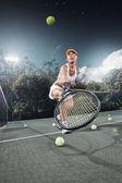 Tennistennis — Photo