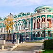 Historic building in Ekaterinburg — Stock Photo #9361769