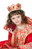 The fantastic princess — Stock Photo