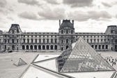 Louvre, Paris — Stock Photo