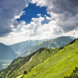 High mountain in Europe — Stock Photo #7975457