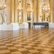 Luxury ballroom. - Stock Photo