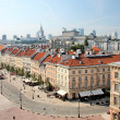 Sights of warsaw. — Stock Photo