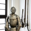 Stock Photo: Medevial knight.