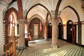 Neo - Gothic interior — Stock Photo