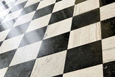 Abstract view of marble floor. — Stock Photo