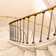 White stairs. — Stock Photo