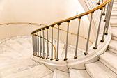 White stairs. — Stock Photo