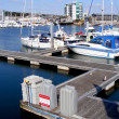 Harbor in Plymouth. — Stock Photo