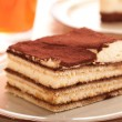 Tiramisu dessert - Stock Photo