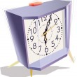 Alarm clock — Stock Vector #8787522