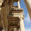 Library of Celsus — Stock fotografie