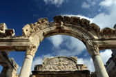 The Temple of Hadrian — Stock Photo