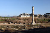 Ruins of Temple of Artemis — Stock Photo