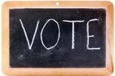 Vote now — ストック写真