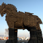 Trojan Horse — Stock Photo #8524824