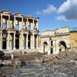 library of celsus — Stock Photo #8524829