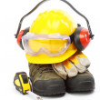 Safety gear - Stockfoto