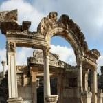 The Temple of Hadrian — Stock Photo