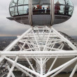 London Eye - Foto Stock
