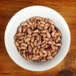 Red haricot beans — Stock Photo